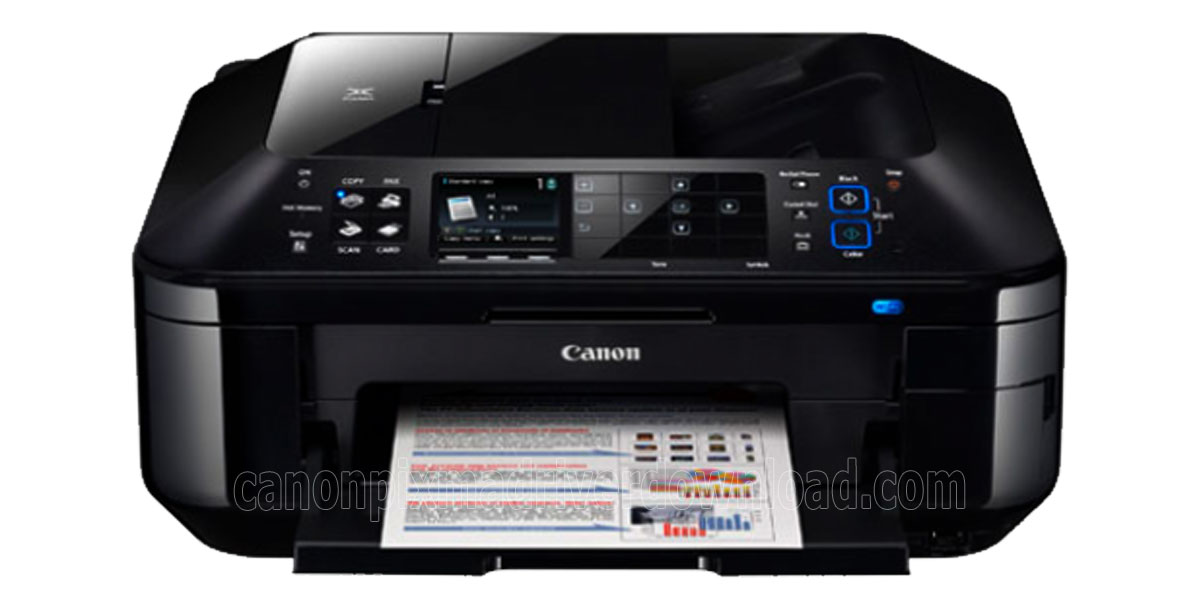 Canon Pixma MX882 Printer & Scanner Drivers