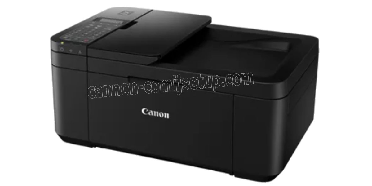 Canon Pixma TR4650 Driver